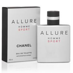 Perfume Allure Homme Sport Chanel 100ml Importado Usa - R$ 344,97 no MercadoLivre