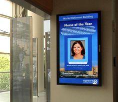 Moffitt Cancer Center Digital Signage System