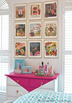 6 Very Different Gallery Walls That Rock - Cozy Little House