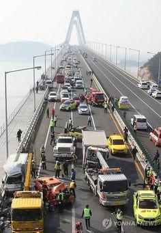 어쩌다가 105중 추돌사고..사고 커진 이유는 | Daum 뉴스