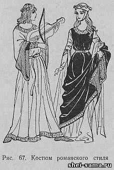 romanesque costume - Google Search