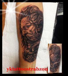 zeus tattoo trabzon