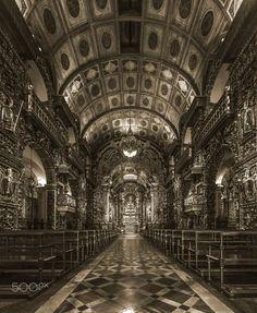Sacred - Mosteiro de São Bento