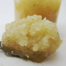 Mandarin Sea Salt Body Scrub Exfoliating, Moisturizing, Sweet Almond Oil, Olive Oil. $7.99, via Etsy.