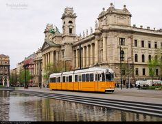 Ganz at Budapest, Hungary by Budapest Hungary, Transportation, Street View, City, Sweet, Hungary, Candy, Cities