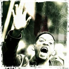 Will Smith. Photo from the Instacanvas gallery for dagnymoen.
