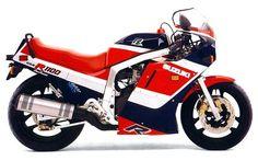 #Suzuki GSX-R1100 #sportbikes