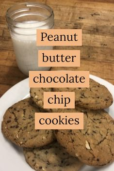 How to make the most delicious cookies ever! Pastry Recipes, Cake Recipes, Dessert Recipes, Desserts, Butter Chocolate Chip Cookies, Chocolate Peanut Butter, Delicious Cookies, Sweet Pastries, No Bake Cake