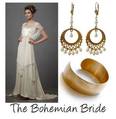 for the boho bride