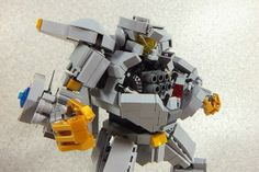 Awesome Robo!: Pacific Rim LEGO's Need To Happen Immediately