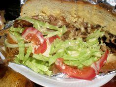 Pernil Sandwich