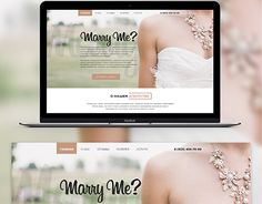 """Check out new work on my @Behance portfolio: """"wedding agency"""" http://be.net/gallery/48308195/wedding-agency"""