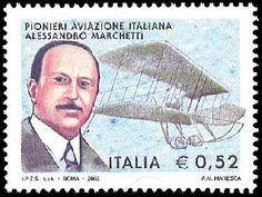 Centenario primo volo: pionieri dell'aviazione italiana - Alessandro Marchetti - 2003. Pag. 14