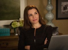 "The Good Wife's Moral Crisis, Love Triangle ""Trap"" and Will Alicia and Kalinda Reunite?  The Good Wife"