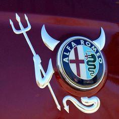 Devil heart of Alfa
