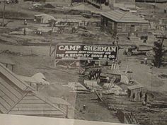40 Best Camp Sherman, 1917 1918 images | Columbus ohio, Ohio
