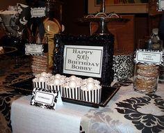 50 cumpleaños marco