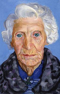 Mum David hockney