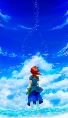 'Chrono Cross: Skyward' Poster by CommanderNight Framed Prints, Canvas Prints, Art Prints, Chrono Cross, Chrono Trigger, Comic Games, Dress Shirts For Women, Game Character, Art Boards
