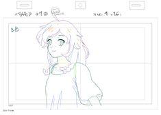 S1 -animation drawing: Bahi JD (animation MV) IA x JIN | WORLDCALLING Director: murakumo × kubotabee