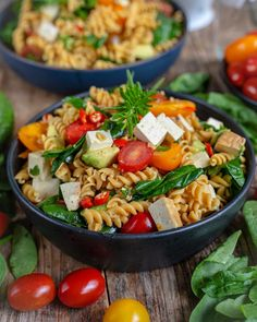 Pasta Salat, Pesto Pasta, Clean Recipes, Lunch Recipes, Roasted Eggplant Dip, Protein Pasta, Recipe Maker, Cobb Salad, Clean Eating