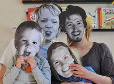 lilla a: Familjeporträtt