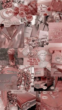 Collage Lockscreen | Iphone Wallpaper Tumblr Aesthetic