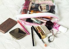 The Black Pearl Blog - UK beauty, fashion and lifestyle blog: What's In My Makeup Bag?