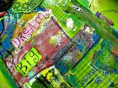 Violette's DREAM BIG business planning journal