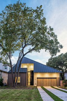 Design Hound has concealed a spa-like interior behind the understated facade of this local residence.