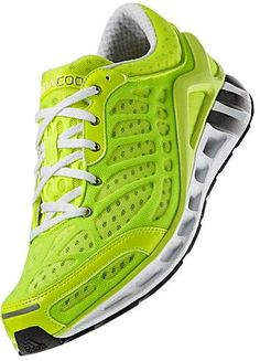 best website 3cc2d e85af Foot-Cooling Kicks The Climacool Seduction Shoes by adidas are Ideal for  Runners Adidas