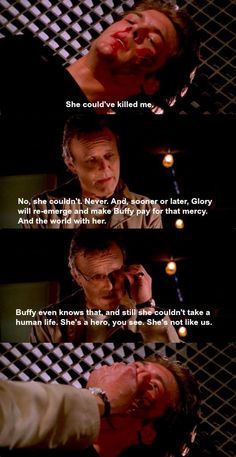 Just in case you needed a reminder of what a badass Giles is.