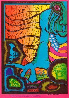 Jim Blashfield | Proposition P concert  San Francisco 1967
