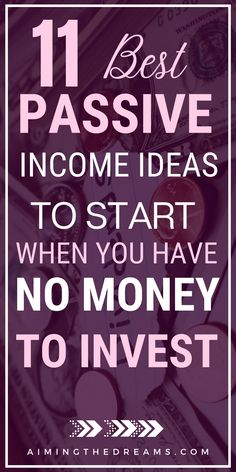 Work From Home Jobs, Make Money From Home, Make Money Online, How To Make Money, Passive Income Streams, Creating Passive Income, Peer To Peer Lending, Best Business Ideas