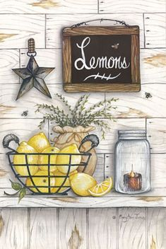Lemons (Mary Ann June)
