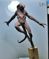 Reptileman WIP by BOULARIS