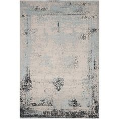 Shop for Safavieh Classic Vintage Blue Cotton Rug (6' 7 x 9' 2). Get free shipping at Overstock.com - Your Online Home Decor Outlet Store! Get 5% in rewards with Club O!