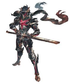Firealpaca character design References is part of - Nicholas from Granblue Fantasy art illustration artwork gaming videogames gamer Fantasy Character Design, Character Design Inspiration, Character Concept, Character Art, Fantasy Armor, Dark Fantasy, Armor Concept, Concept Art, Fantasy Characters