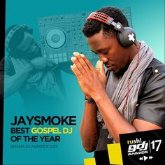 The voting continues. Thank you for the support thus far. Kindly keep voting. To vote text GDJ JaySmoke to 1736 for Best Gospel DJ. There will be no voting for Best Video DJ! Help us bring these babies home. Let's do it. GBYH!  #jesusfreaks #Jesus #Christ #God #gospel #radio #tv #dj #presenter #music #discjockey #christian #urban #hiphop #rap #afro #pop #dancehall #dance #sing #entertainment #movies #drama #acting #fbpg #awards #dj #ghana #deejay