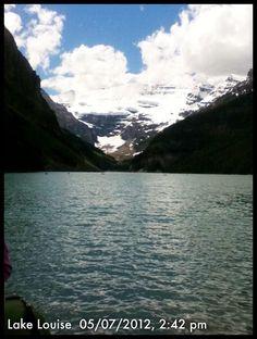 Lake Louise -July 2012