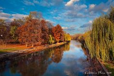 Timisoara - Bega Canal Wonders Of The World, Great Places, River, Explore, Photo And Video, Childhood, Outdoor, Spaces, Europe