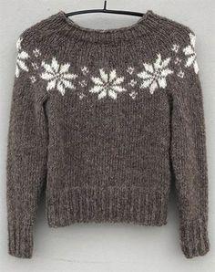 Knitting Machine Patterns, Knitting Kits, Nordic Pattern, Icelandic Sweaters, Nordic Sweater, Baby Pullover, Cardigan Pattern, Knitted Shawls, Crochet Clothes