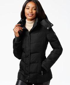 Calvin Klein Fleece-Lined Quilted Active Coat   macys.com