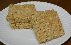How to Make Rice Krispie Treats | Simple Recipe with Step-by-Step Photos & Instructions. #DIYReady | diyready.com