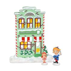 Department 56 Rudolph Hermeys Dental Office Figurine 669Inch * This is an Amazon Affiliate link. Want additional info? Click on the image.