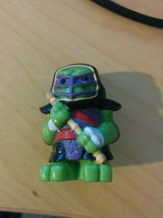 Dojo Donatello - Common 4-Pack