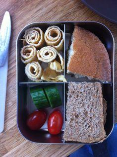 Twitter  #meenaarschool Pancake en omelet