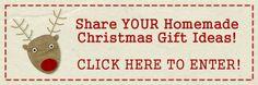 homemade christmas present contest 2012