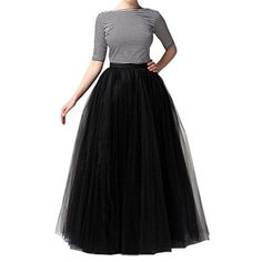 Shop a great selection of Omelas Omelas Women Long Maxi Tulle Skirt A-line Tutu Full Length Skirts. Find new offer and Similar products for Omelas Omelas Women Long Maxi Tulle Skirt A-line Tutu Full Length Skirts. Tulle Skirts, Midi Skirts, Pleated Skirt, Gown Skirt, Long Skirts, Waist Skirt, Night Out Skirts, Tutu Rock, Long Tutu