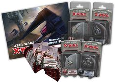 Star Wars X Wing Miniatures Game Assault at Imdaar Alpha